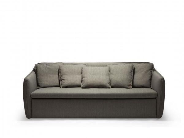 Ethnicraft Sofa N901 Grau Exklusiv Bei Lavogi