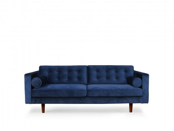 ethnicraft-sofa-3sitzer-n101-blue-velvet