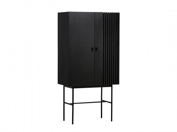 woud-highboard-array-80cm-eiche-schwarz